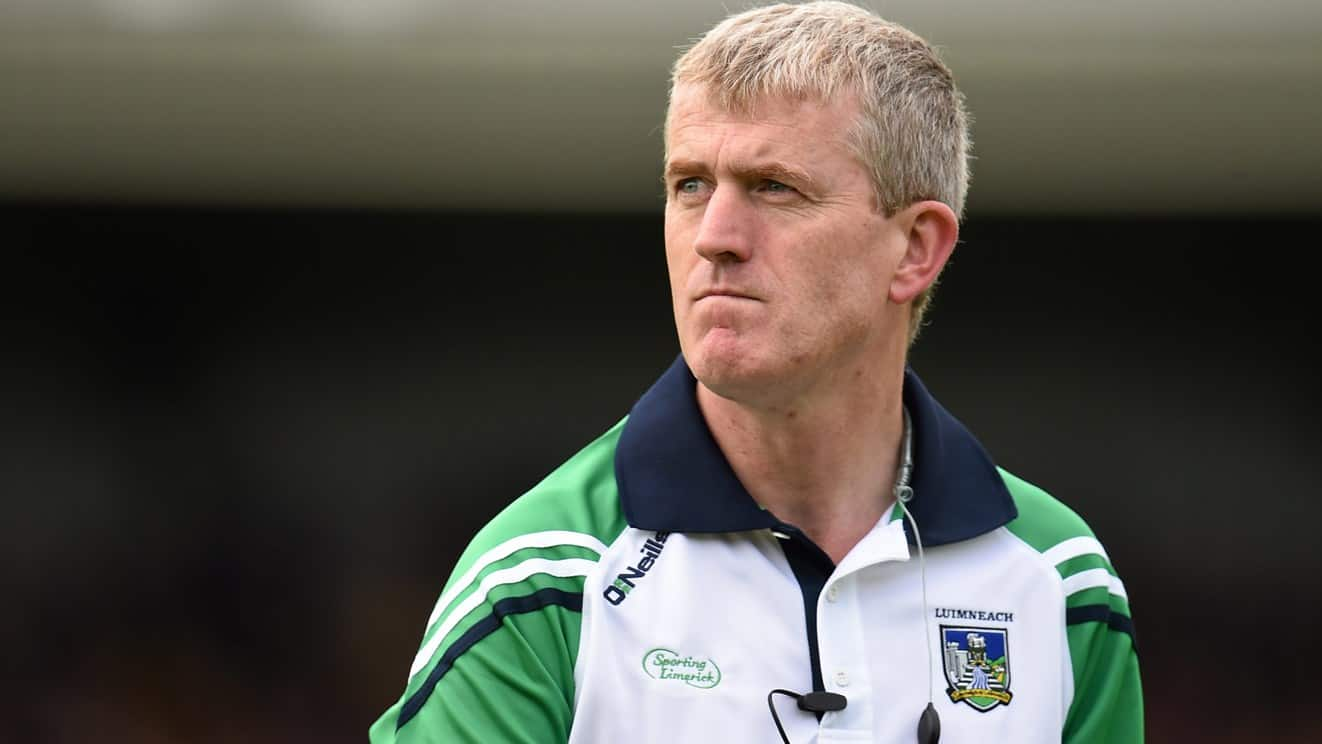 John Kiely installed as Limerick manager